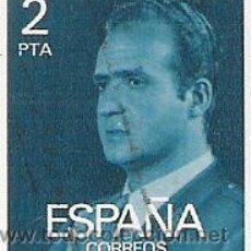 Sellos: 1 SELLO USADO---ESPAÑA---1º BASICA REY . Lote 10648205