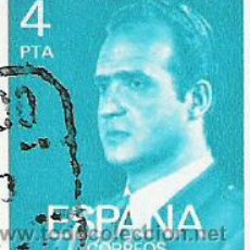 Sellos: 1 SELLO USADO---ESPAÑA---1º BASICA REY . Lote 10648216