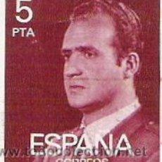 Sellos: 1 SELLO USADO---ESPAÑA---1º BASICA REY . Lote 10648222