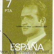 Sellos: 1 SELLO USADO---ESPAÑA---1º BASICA REY . Lote 10648235