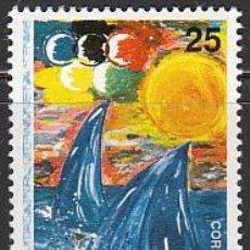 Sellos: EDIFIL Nº 3107, DISEÑO INFANTIL: OLIMPIADAS DEL 1992, NUEVO. Lote 11098299