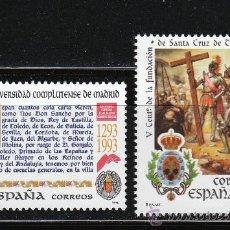 Sellos - 1994. EFEMERIDES. SERIE Nº 3299/3300 - 15977175