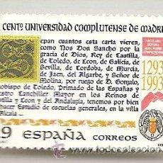 Sellos - año 1994. Efemérides. edifil 3300. - 17045263