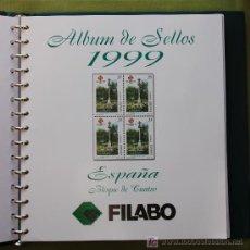 Sellos: ESPAÑA AÑO 1999 COMPLETO EN BLOQUE DE 4. Lote 26884328