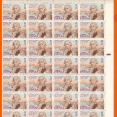 Sellos: DEFENSA NAVAL DE TENERIFE. SIGLO XVIII. PLIEGOS DE 80 SELLOS 5 P.. Lote 26561770