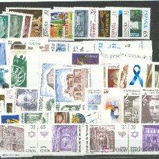 Sellos: AÑO 1997 COMPLETO. NUEVOS SIN FIJASELLOS. CON LAS HOJITAS PERO SIN LOS SELLOS RECORTADOS.. Lote 26250372
