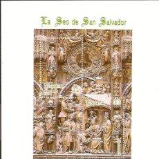 Sellos: HOJITA LA SEO DE SAN SALVADOR DE ZARAGOZA 1998. Lote 113893568