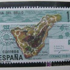 Sellos: 1982 DIA DEL SELLO. EDIFIL 2668. Lote 18879741