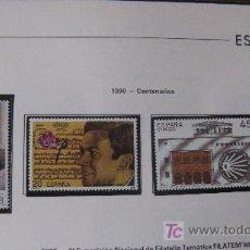 Sellos: 1990 CENTENARIOS. EDIFIL 3069/72. Lote 19810112