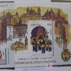 Sellos: 1993 EXFILNA 93. EDIFIL 3249. Lote 20080292