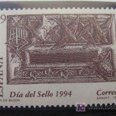 Sellos: 1994 DIA DEL SELLO. BUZONES. EDIFIL 3287. Lote 20112139