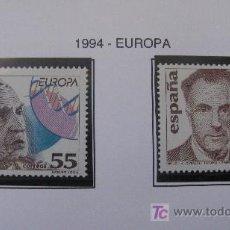 Sellos: 1994. EUROPA. DESCUBRIMIENTOS. EDIFIL 3301/2. Lote 20112369