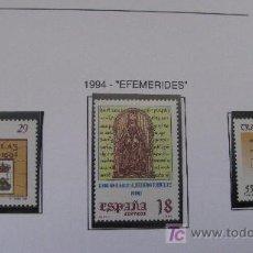 Sellos: 1994 EFEMERIDES. EDIFIL 3309/11. Lote 20758906