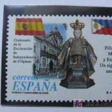 Sellos: 1998 CENT. INDEPENDENCIA DE FILIPINAS. EDIFIL 3552. Lote 20473157