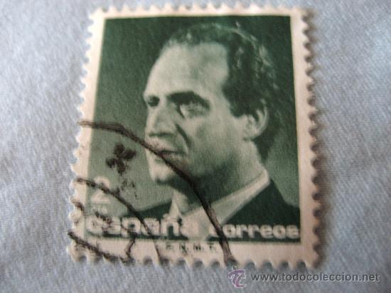 SELLO -ESPAÑA- JUAN CARLOS I DESDE 1975 USADO (Sellos - España - Juan Carlos I - Desde 1.975 a 1.985 - Usados)