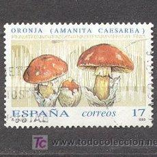 Sellos: MICOLOGIA, 1993, EDIFIL 3245. Lote 20935890