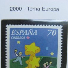 Sellos: 2000 EUROPA 2000. EDIFIL 3707. Lote 21128272