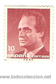 SELLO 10 PESETAS 1990 NUEVO SERIE BASICA JUAN CARLOS I (Sellos - España - Juan Carlos I - Desde 1.986 a 1.999 - Nuevos)