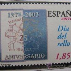 Sellos: 2003 DIA DEL SELLO. EDIFIL 3980 . Lote 21755631