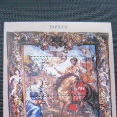 Sellos: 2010 PATRIMONIO NACIONAL, TAPICES. EDIFIL 4580. Lote 23016161