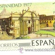Sellos: 1U-2439. ESPAÑA USADO. EDIFIL Nº 2439. 1 PTA. HISPANIDAD 1977. Lote 23139957