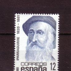 Sellos: ESPAÑA EDIFIL 2643*** - AÑO 1981 - CENTENARIOS - JOSE MARIA IPARRAGUIRE . Lote 23615847