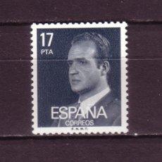 Sellos: ESPAÑA EDIFIL 2761*** - AÑO 1984 - JUAN CARLOS I. Lote 24263387