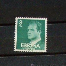 Sellos: 1 SELLO JUAN CARLOS - ESPAÑA - 3 PTA - USADO SIN MATASELLO. Lote 27299318