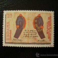Briefmarken - España 1989 Edifil 2998 *** Centenario Creación Cuerpo de Correos - Uniformes - 27649484