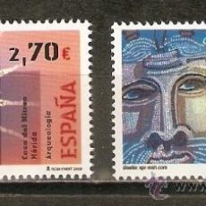 Sellos: ESPAÑA ARQUEOLOGIA EDIFIL NUM. 4470/4471 ** SERIE COMPLETA SIN FIJASELLOS. Lote 27661509