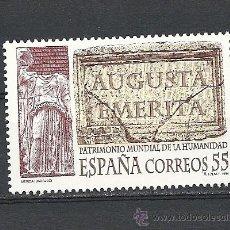Sellos: ESPAÑA 1994, EDIFIL. Nº 3316**, BIENES CULTURALES.. Lote 28641759