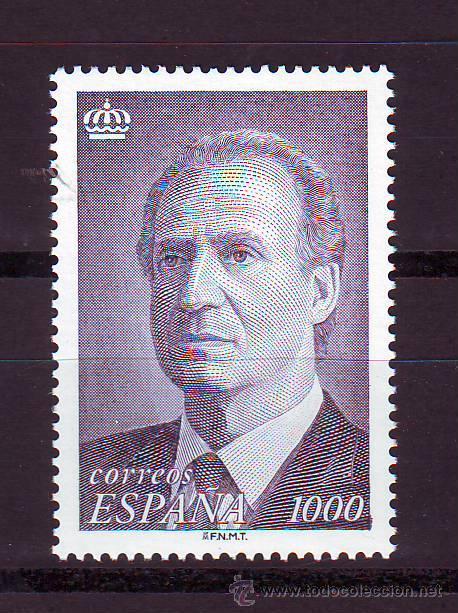 ESPAÑA*** AÑO 1995.EDIFIL NR.3403.DON JUAN CARLOS I.EL REY.VALOR ALTO. (Sellos - España - Juan Carlos I - Desde 1.986 a 1.999 - Nuevos)