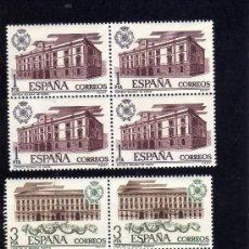 Sellos: ADUANAS - EDIFIL 2326-28 - BLOQUE DE CUATRO.. Lote 31783013