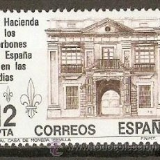 Sellos: ESPAÑA NUM. 2642 SERIE COMPLETA NUEVA SIN FIJASELLOS. Lote 115017936