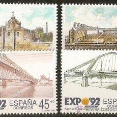 Sellos: ESPAÑA NUMERO 3100/3 SERIE COMPLETA NUEVA SIN FIJASELLOS. Lote 29587690