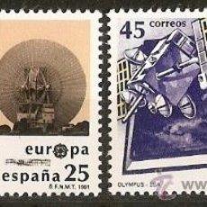 Sellos: ESPAÑA NUMERO 3116/7 SERIE COMPLETA NUEVA SIN FIJASELLOS. Lote 151218474