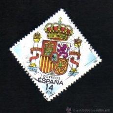 Sellos: 1 SELLO USADO, AÑO 1983, EDIFIL 2685 - SERIE: ESCUDOS DE ESPAÑA.. Lote 29820180