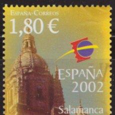 Sellos: ESPAÑA 2002 EDIFIL 3878 SELLO ** EXPOSICIÓN MUNDIAL DE FILATÉLIA JUVENIL SALAMANCA 1,80€ SPAIN STAMP. Lote 30373060