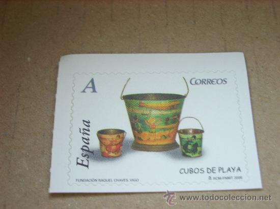 EDIFIL 4372 JUGUETES 2008 NUEVO TARIFA A (Sellos - España - Juan Carlos I - Desde 2.000 - Nuevos)