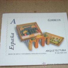 Sellos: EDIFIL 4374 JUGUETES 2008 NUEVO TARIFA A. Lote 30424824