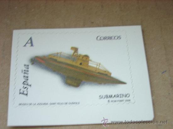 EDIFIL 4375 JUGUETES 2008 NUEVO TARIFA A (Sellos - España - Juan Carlos I - Desde 2.000 - Nuevos)