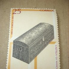 Sellos: EDIFIL 3131 ARCA CIRCA S. XIX 1991 NUEVO 25 PESETAS. Lote 30443386