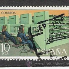Sellos: 1976 ESPAÑA - SERVICIOS DE CORREOS - USADO - EDIFIL 2332. Lote 30846548