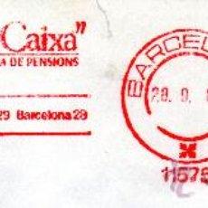 Sellos: MATASELLOS LA CAIXA . Lote 31165240