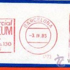 Sellos: MATASELLOS COMERCIAL ATHENEUM. Lote 31165301