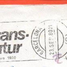 Sellos: MATASELLOS TRANS-FUTUR. Lote 31165329