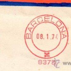 Sellos: MATASELLOS ASOCIACION DE LA PRENSA DE BARCELONA HOJA DEL LUNES . Lote 31165340