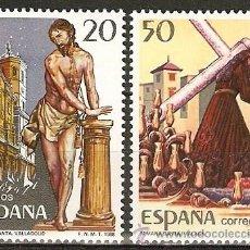 Sellos: ESPAÑA NAVIDAD NUM. 2933/4 SERIE COMPLETA SIN FIJASELLOS. Lote 151218640