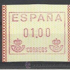 Sellos: ATM FRAMA CORREOS 1989 NUEVO. Lote 101130959