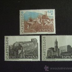 Sellos: ESPAÑA Nº EDIFIL 3889/1*** AÑO 2002 CASTILLOS. Lote 174190340